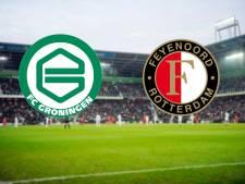 Feyenoord op zoek naar eindelijk weer eens een uitoverwinning