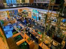 Foodhall Breda blij met najaar: 'Nu kunnen mensen binnen een terrasje pakken'