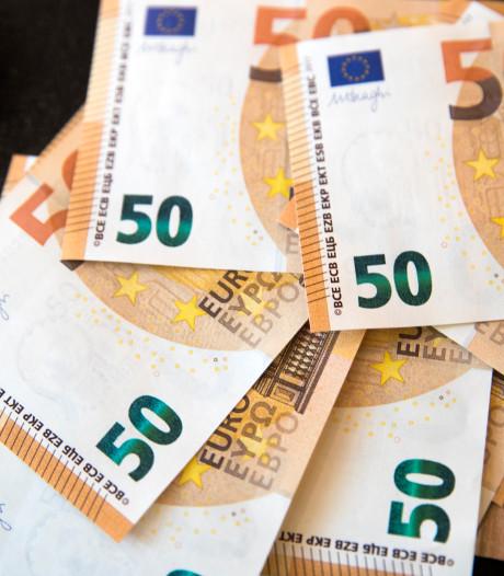 Man (22) uit Roosendaal aangehouden met 350 euro nepgeld