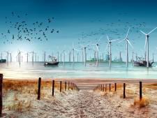 Angst voor volbouwen Noordzee: op ons kleine zeetje wordt het dringen