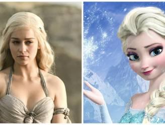 Babynamen uit Game of Thrones en Frozen steeds populairder