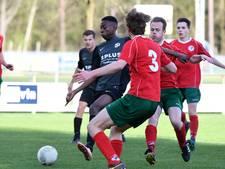 Overzicht uitslagen amateurvoetbalwedstrijden zaterdag 15 april