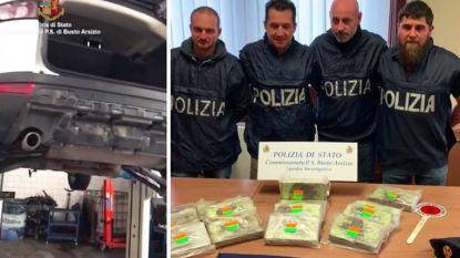 """Betrapte drugskoerier klapt uit de biecht: """"Cocaïne opgehaald in België"""""""