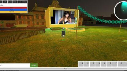 Kaprijke gaat virtueel naar de markt: zaterdagavond wandel je over Plein in een videogame