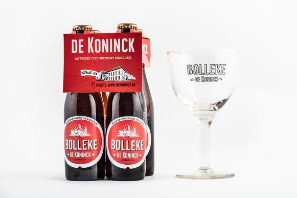 Bolleke De Koninck  Brouwerij De Koninck bier Antwerpse brouwerij