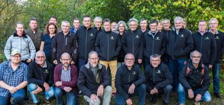 Weer vijftien nieuwe rangers voor natuurgebied De Maashorst