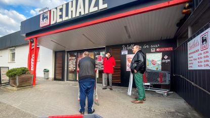 Staking bij Delhaize dreigt over te slaan naar supermarkten in heel het land
