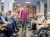 Laatste trend in seniorenmode: panterprint