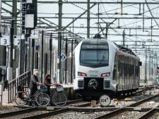 Minder treinen tussen Arnhem en Zevenaar door defect toestel op rails