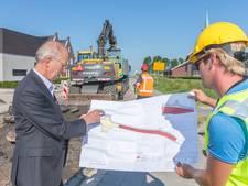Na verbetering kruising Tagweg nu ook vraag om minder vrachtwagens