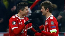 'Oudjes' van Besiktas met zijn tienen zwaar onderuit bij Bayern: 5-0