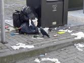 Het vuil en de stad