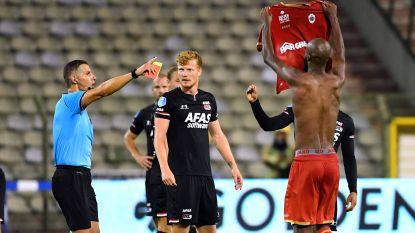 Zotter dan Didier Lamkel Zé worden ze niet gemaakt, hét kantelpunt van Antwerp-AZ in beeld