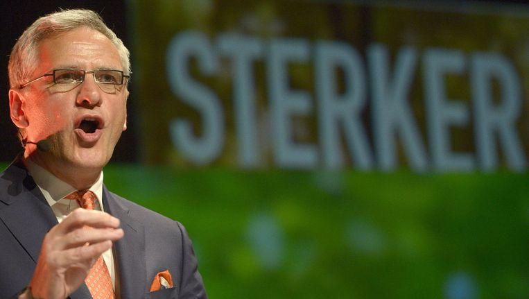 Vlaams minister-president Kris Peeters (CD&V).