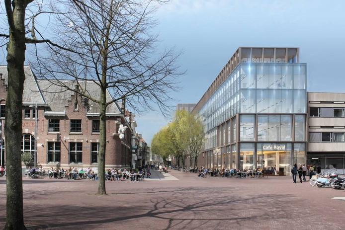 Building 026 aan de Koningsstraat
