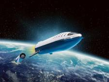 Elon Musk: nieuw Starship komt terug naar aarde vanaf 18 kilometer hoogte