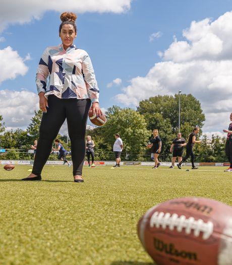 Gezocht: vrouwen voor dit nieuwe American Football-team in Zwolle