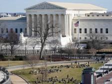 LIVE | Hooggerechtshof Washington ontvangt bommelding