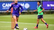 Anthony Vanden Borre naar de B-kern bij Anderlecht
