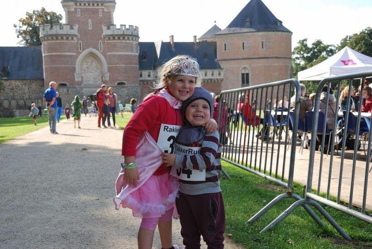 Op zondag 13 oktober kunnen sportievelingen weer op een originele manier het Kasteel van Gaasbeek ontdekken tijdens de RakkerRun.