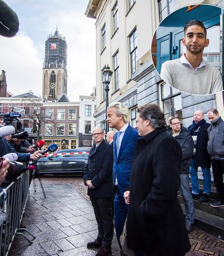 Wilders kent echte problemen van Overvecht niet