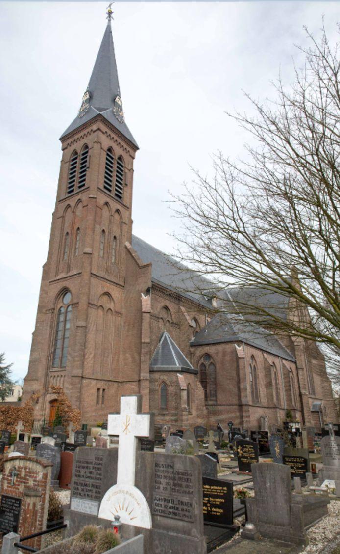Kerk in Lent.