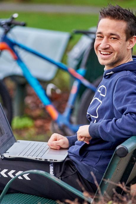 Helpt deze wetenschapper uit Nistelrode Dumoulin aan Tour-zege? 'Hij wil zich altijd verbeteren'