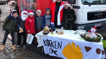 't Karmelieten doet mee Ketnet Koekenbak voor De Warmste Week