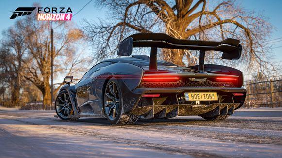 De setting van de nieuwe 'Forza Horizon' is deze keer het Britse platteland.