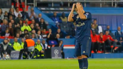 """Spaanse pers niet mals voor Real-Belgen: """"Hazard uit vorm en Courtois houdt ze niet tegen"""""""