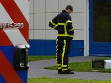Afdeling verpleeghuis Tiel ontruimd om rokende washand