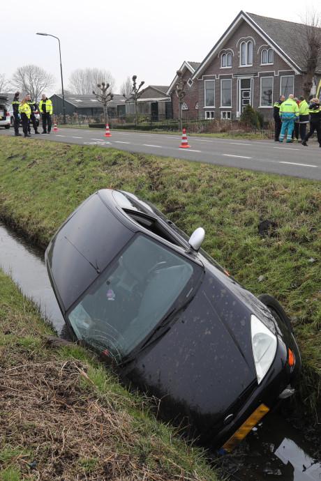 57-jarige Zoetermeerse te water in Leidschendam