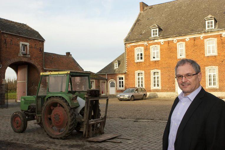 Marc Wijnants is boos omwille van de uitlatingen van de Vlaamse Bouwmeester.