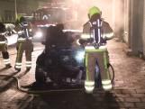 Opnieuw auto in vlammen op in Nijmegen