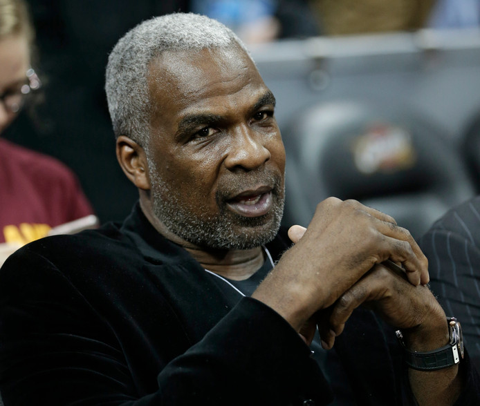 Charles Oakley.
