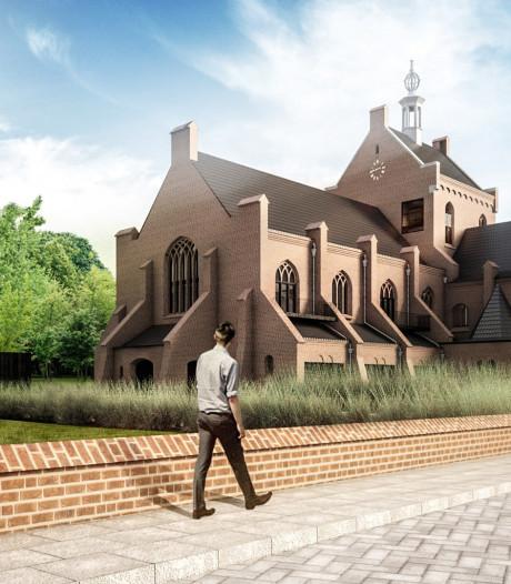 Rijksdienst voor monumenten is tegen, maar plan Maria Boodschapkerk in Goirle kan toch door