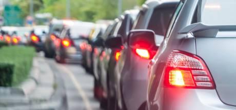 A58 weer vrij na ongeluk tussen Moergestel en Best