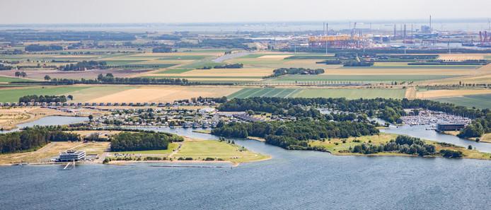 Waterpark Veerse Meer.
