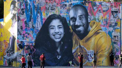 Kobe Bryant en dochter Gianna vorige week al in besloten kring begraven