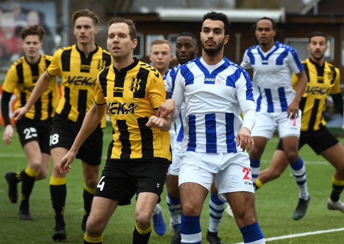 In Oostzaan won FC Lienden nog met 0-1. Op De Abdijhof ging de ploeg van trainer Hans van de Haar met 0-3 onderuit.