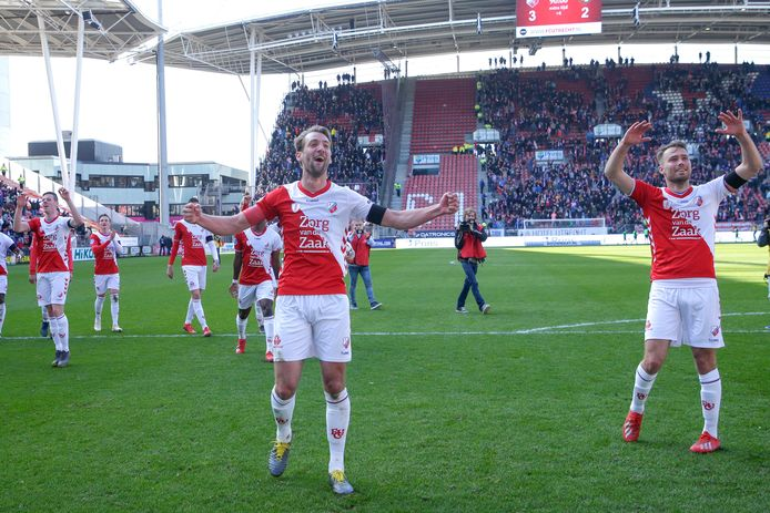 Willem Janssen en Sander van de Streek.