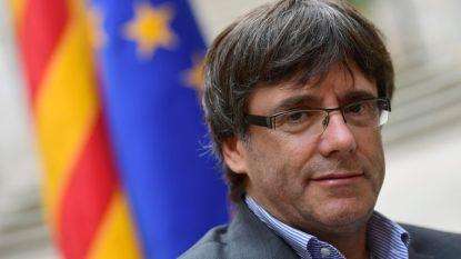 Puigdemont gaat voor eedaflegging op 18 februari in Brussel