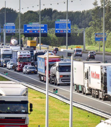 Eindelijk duidelijkheid over parkeerplekken vrachtwagens in Breda