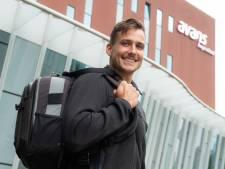 Australische tophockeyspeler Tom Craig maakt tentamen op Avans Hogeschool