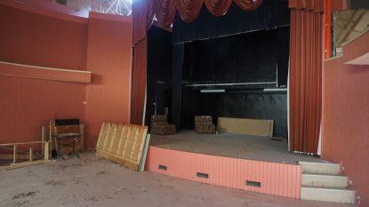 Afbraak iconische Variététheater begonnen
