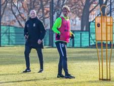 Oosting stapt bij Vitesse in een andere wereld