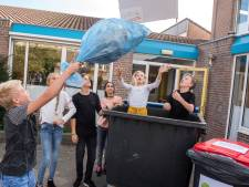 Leerlingen Amersfoortse scholen leren de fijne kneepjes van gescheiden afval inzamelen