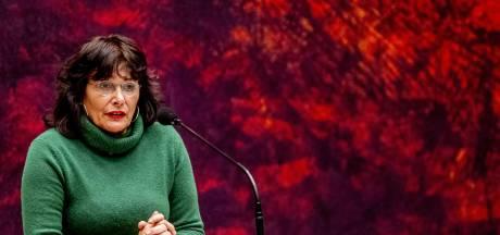BN'er Léonie Sazias keert niet meer terug op kieslijst 50Plus