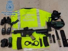 Spaanse politie beëindigt ontvoering in drugsmilieu: Nederlander opgepakt