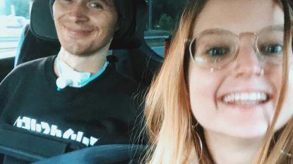"""Hartsvriendin van overleden Nathan Bundy:  """"Gelukkig hebben we nog afscheid kunnen nemen"""""""